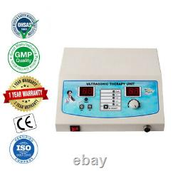 1MHZ Professional Ultrasound Ultrasonic Physiotherapy Chiropractic Pain Relief