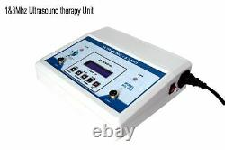 1MHz and 3MHz Ultrasound Therapy LCD Display Machine Home Use Professional 5BC