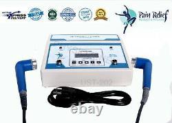 1/3 Mhz Portable Professional Ultrasound Therapy Machine Ultrasonic ZENEX 110v