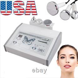 1 MHZ Ultrasound Ultrasonic Anti Aging Beauty Facial Skin Spa Salon Machine Pro