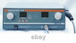 1 MHz Machine Therapy Professional use Ultrasound therapy Indosonic device BCVB