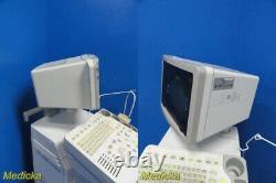 2003 GE LogiQ 200 Pro Series Ultrasound With 3CB Convex & MTZ 6.5MHz Probe 23768