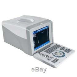 2018 Pro Digital Ultrasound Machine Scanner Convex +Transvaginal 2 Probes3D