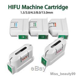 2 in 1 Professional Ultrasound HIFU Anti Wrinkle Face Tightening Body Slimming