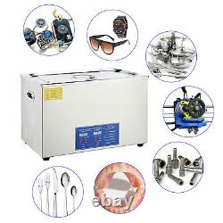 30L Professional Electric Digital Ultrasound Ultrasonic Cleaner Commercial Use