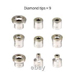4 in 1 Diamond Microdermabrasion Ultrasound Professional Beauty Machine