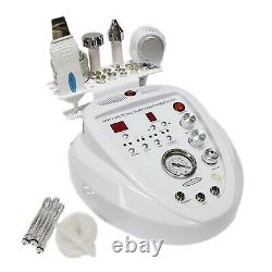 5 in 1 Diamond Microdermabrasion Ultrasound Professional Beauty Machine