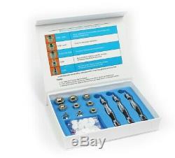 9 IN 1 Professional Diamond Microdermabrasion Ultrasound Hydra Facial Machine