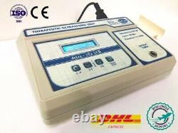 Advance Ultrasound Therapy Machine 1 & 3 Mhz Professional Physiotherapy Machine