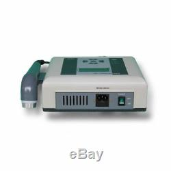 Advanced 1/3 MHz Light Weigh Device Professional Ultrasound Therapy Machine Unit