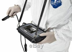 Animal vet Handhedl ultrasound scanner machine for CowithHorse + probe/Case Pro