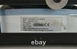 BC Biomedical USP-100A Digital Ultrasound Wattmeter with Ohaus Adventurer Pro AV12