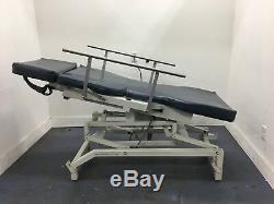 Biodex Ultra Pro 056-650 Ultrasound TableBlue