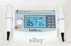 Current Solutions SoundCare Plus Professional Ultrasound w 1 cm & 5 cm Soundhead