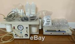 ExcellaDerm Crystal Microdermabrasion & Stimulation/Ultrasound Machines(Pro Use)