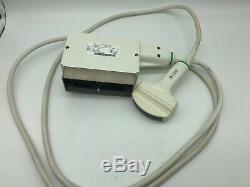 GE C358 Convex Ultrasound Transducer Probe Model 2172444-2 GE LOGIQ 400 Pro