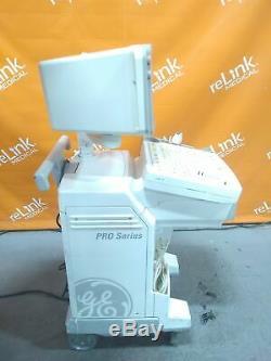 GE Healthcare Logiq 400 CL Pro Series Ultrasound