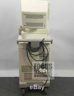GE LOGIQ 200 Pro Ultrasound Machine with 1 probe