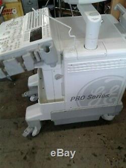 GE Logiq 500 Pro Series Ultrasound