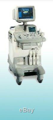 GE Logiq 5 Pro Ultrasound System (2 Probes)