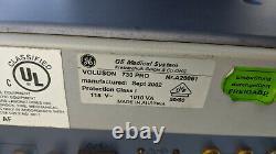 GE VOLUSON 730 PRO ULTRASOUND MACHINE With 3 PROBES