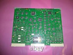GE Vivid 7 Pro Ultrasound (FEC) Front End Controller II Board (PN FB200165-04)