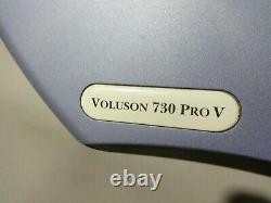 GE Voluson 730 PRO V ULTRASOUND USER INTERFACE GEU70 KTI TNO 154730 5