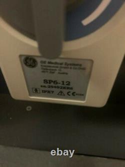 GE Voluson 730 Pro 15 Display with three probes