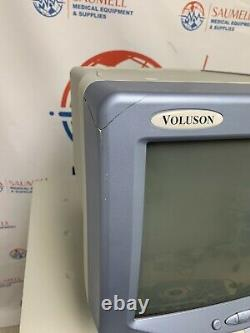 GE Voluson 730 Pro Ultrasound 3D/ 4D With 2 Probes and Printer