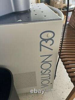 GE Voluson 730 Pro Ultrasound Machine ONLY used