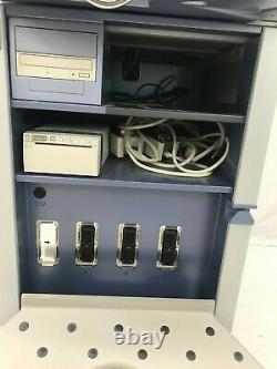 GE Voluson 730 Pro Ultrasound Machine with 2 Probes