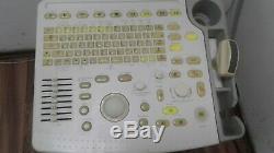 Ge Logiq 200 Pro Ultrasound System 1 Abdominal Probe