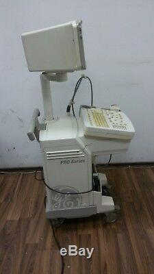 Ge Logiq 200 Pro Ultrasound System 1 Probe