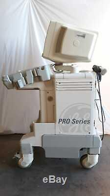 Ge Logiq CL 400 Pro Series Diagnostic Ultrasound Machine