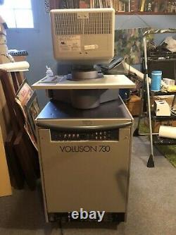 Ge Voluson 730 Pro Ultrasound Machine 2d/3d/4d Bt02