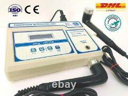 Home & Professional use Ultrasound Therapy Machine 1/3 Mhz for Pain relief Unit