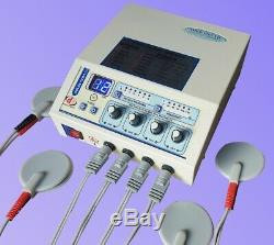 Home professional Electotherapy Ultrasound Therapy Physical pain Relief Therapy