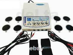 Home & professional use Electrotherapy 4 Channel Cont. & Pulse physiotherapy Mzx