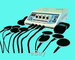 Home use 4 channel Electrotherapy Pulse Massager Professional Machine
