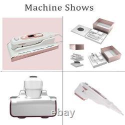 Mini Professional Face Lifting Skincare Ultrasound Hifu Machine Skin Firming