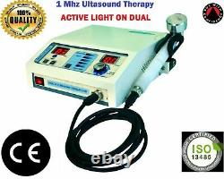 Model Ultrasound Therapy Professional 1 MHZ Compact deep heat Management Unit