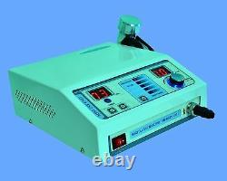 NEW Ultrasound Portable Machine 1 Mhz Compact model therapy Professional Unit