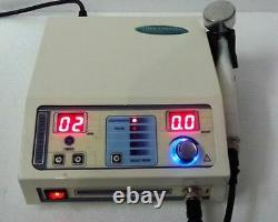 New Prof. Ultrasound Therapy Unit 1 Mhz Lymphatic Drainage Therapy MachineR57&