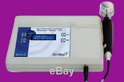 New Professional 1Mhz Ultrasound Therapy Machine Portable Chiropractic Machine