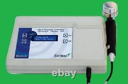 New Professional 3 Mhz Frequency Ultrasound Therapy Portable Chiropractic