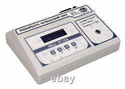 New Professional Ultrasound Therapy Machine 1 Mhz LCD Knee Joint Relief HKM