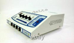 New Upgraded Delta CE 4ch Electrotherapy Professional use Physiotherapy Machine
