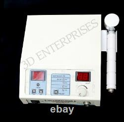 Portable Professional Ultrasound Therapy Machine for Pain relief with deep 1Mhz