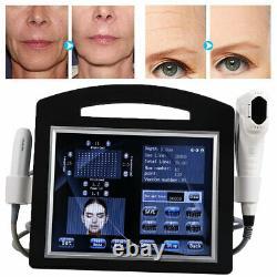 Pro 12 Lines 4D HIFU Ultrasound Vmax Radar Face Lifting Body Slimming Machine