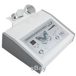 Pro 1MHz Ultrasound Ultrasonic Anti Age Beauty Facial Skin SPA Machine+Free Gift